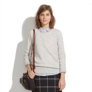 📌 Madewell Layup Thermal Sweatshirt